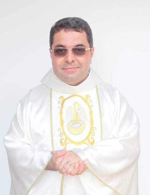 Padre Marcelo Alves dos Reis - Pároco